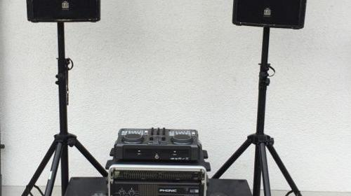 Professionelle Musikanlage für Ihre Veranstaltung
