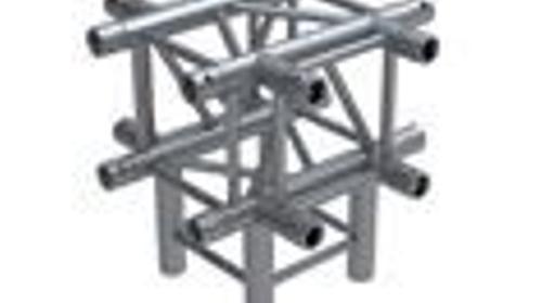 Traversensystem: Boxcorner 4-Punkt     Prolight