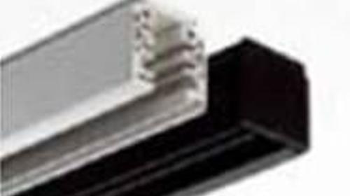 HQI - 3-phasen Stromschiene 4m, weiß