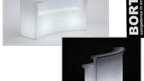 Borth Light Counter, Leuchtthekenelement
