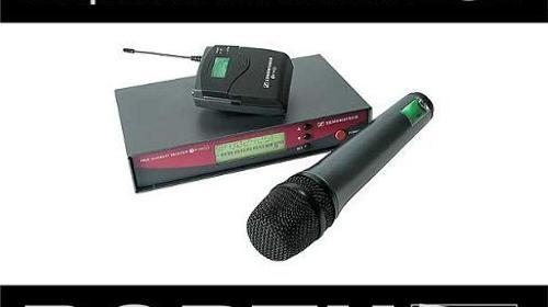 Sennheiser Funkmikrofon EW 100 G3