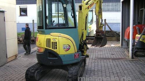 Minibagger, Yanmar ViO20