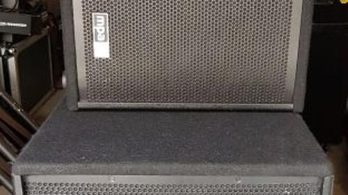 Komplettanlage / Musikanlage Incl Mixer und Doppel Cd Player