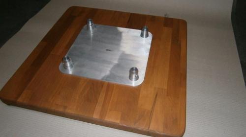 Bodenplatte Holz / Boden / Platte / Bodenbelag / Partyboden / Eventboden