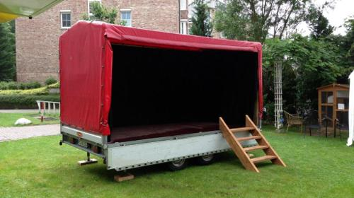 Mobile Bühne / Bühne / Showbühne / Eventbühne / Veranstaltungsbühne