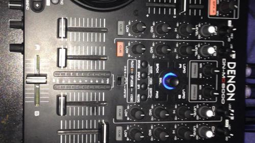 Dj Console Denon MC 6000
