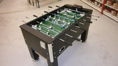 PROFI KICKER II TISCHKICKER  TISCHFUSSBALL FUSSBALL  Tischfußball für besondere Anlässe