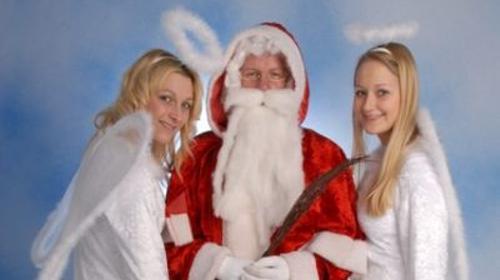 Familien-Weihnachtsshow für Ihr Firmenevent