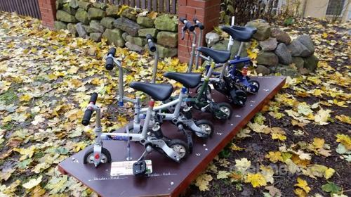 Fun Bikes - Mini Bikes - einmalig in Deutschland