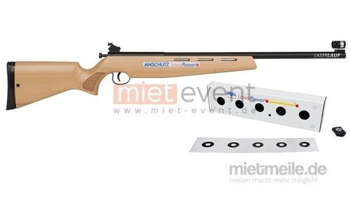 Laser Biathlon Simulator mieten