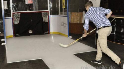 Eishockey Simulator / Slapshot Station mieten