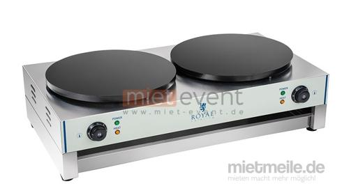 Crepes Maschine / Crepes Maker mieten