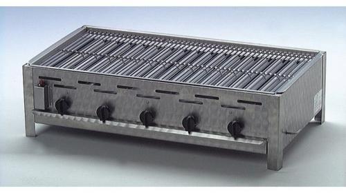 Gastrobräter 5-Flammig - Auftischgerät mit Pfannen