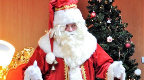 Nikolaus für Weihnachtesveranstaltungen
