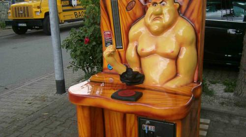 Kraftautomat mieten in Frankfurt, Mainz, Wiesbaden