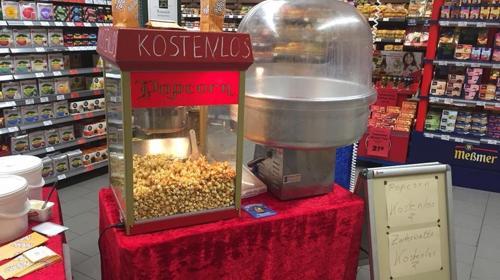 Popcorn mit Candyman