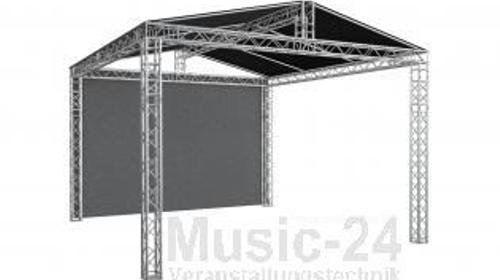 7x4m Bühnendach für alle Arten von Veranstaltungen