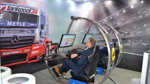 Truck Simulator, Truck Racing Simulator, Rennsimulator
