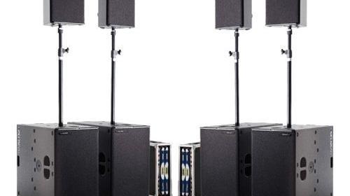 Tontechnik, Lichttechnik und Konferenztechnik bei Stage Pro Frankfurt mieten