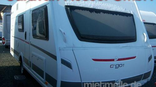 Familie Caravan Dethleffs C´go 495 QSK