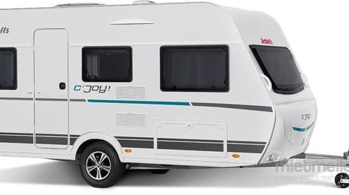 Kompakt Caravan Dethleffs C´joy 410