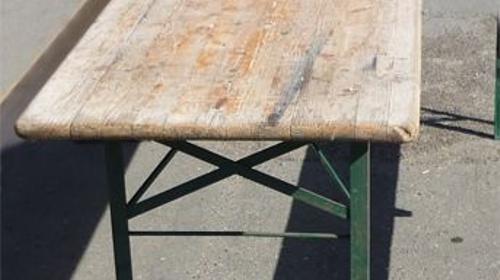 Festzelttisch 50cm B-Qualitätfür Ihr Bierzelt