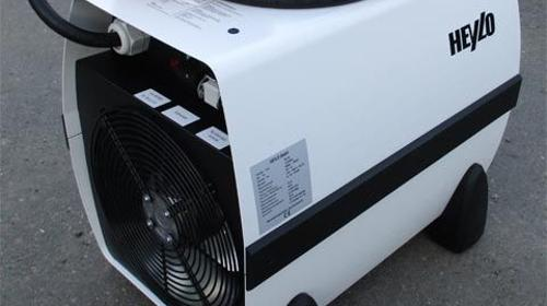 Eletroheizgerät 15 kW - mobile Zeltheizung