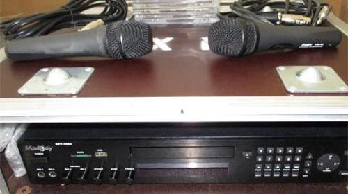 Karaoke-Anlage I-B