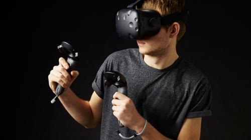 Virtual Reality / VR Brille