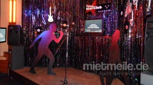 Karaoke, Karaokeanlage mieten, verleih, leihen