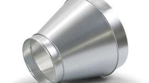 Trotec Reduzierstück von 500 mm auf 300 mm
