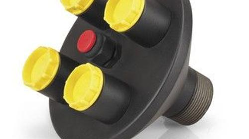 Trotec Vierer-Verteiler für VX 5 MultiQube