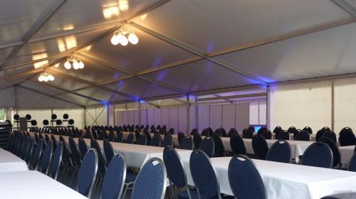 Firmenfeier, Hochzeit, Geburtstag, Jubiläum - mobile Location + Ausstattung für Ihr Event 201 - 300 Personen Gehoben Plus