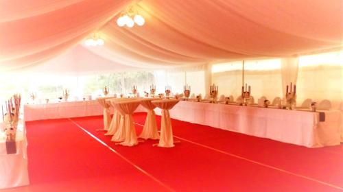 Firmenfeier, Hochzeit, Geburtstag, Jubiläum - mobile Location + Ausstattung für Ihr Event 201 - 300 Personen first class