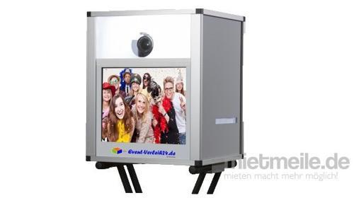 """Fotobox im All-Inklusive Paket """"Photo Booth"""" für Hochzeitsfeier uvm."""