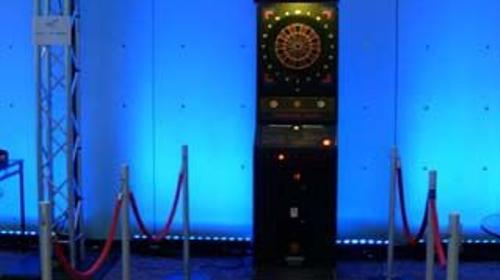 TURNIER DART / DARTAUTOMAT / BULLS EYE