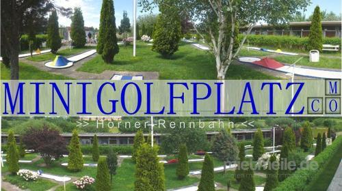 Exklusiv (Firmen/Team-) Event Minigolfplatz mit 18 Minigolfbahnen