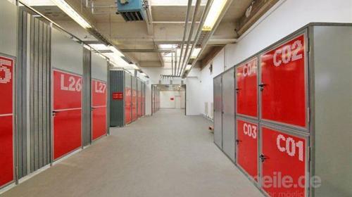 Sichere Lagermöglichkeiten schon ab 1m² in Berlin
