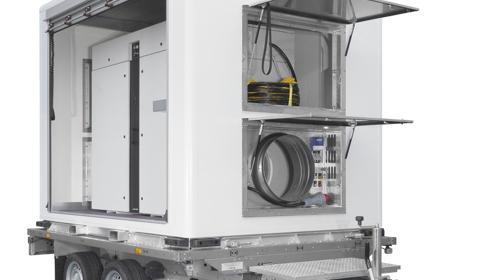 Cargo Adsorptionstrockner TTR 8200