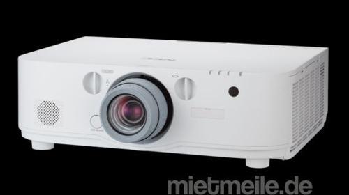 Beamer, NEC PA672W, WXGA, 6700 ANSI-Lumen