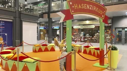 Kinder - Zirkusmanege / Magic Zauber Party