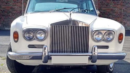 Rolls Royce Silver Shadow -zum Selberfahren!