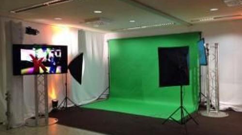 Fotoaktion inkl. Betreuung und Haftpflichtversicherung / Greenscreen Foto Aktion / Foto