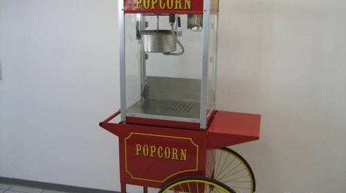 Popcornmaschine inkl. 300 Portionen – nur 0,59 Euro pro Portion (inkl. 19% MwSt)