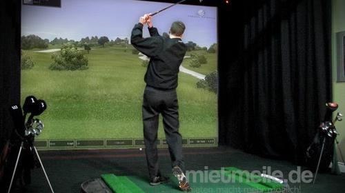 GOLF SIMULATOR / PRO GOLF SIMULATION