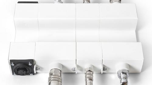 PlanoPT Untertür-Verbindungsdurchleitung