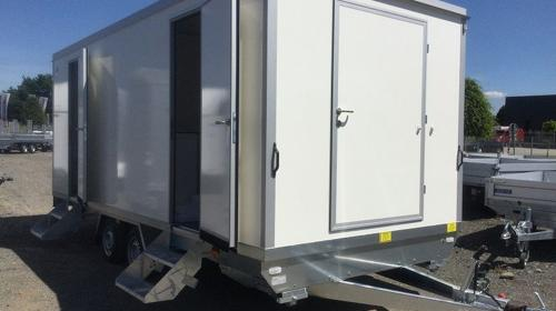 Toilettenwagen mieten