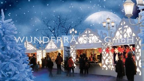 Weihnachtsmarkt mieten!!!! WUNDERRÄUME GmbH vermietet: Dekoration/Kulisse für Event, Messe, Veranstaltung, Incentive, Mitarbeiterfest, Firmenjubiläum
