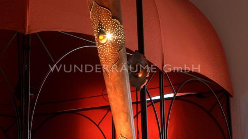 Fackellampe - WUNDERRÄUME GmbH vermietet: Dekoration/Kulisse für Event, Messe, Veranstaltung, Incentive, Mitarbeiterfest, Firmenjubiläum