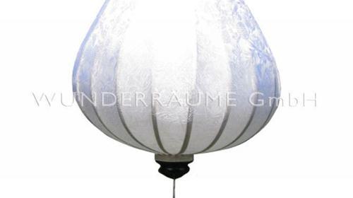 Asiatischer Lampion M, weiß - WUNDERRÄUME GmbH vermietet: Dekoration/Kulisse für Event, Messe, Veranstaltung, Incentive, Mitarbeiterfest, Firmenjubiläum